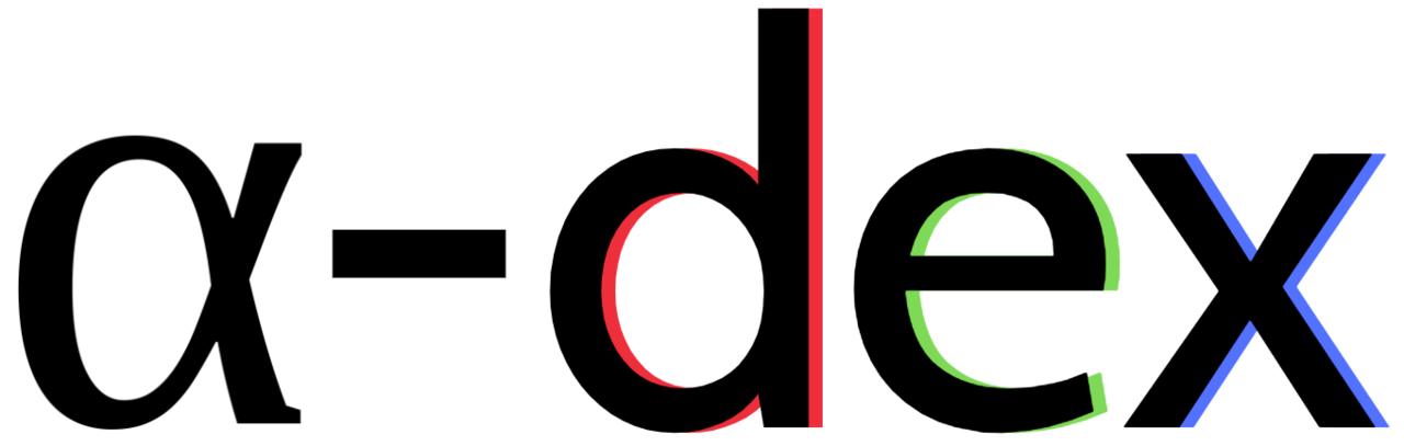 a-dex logo